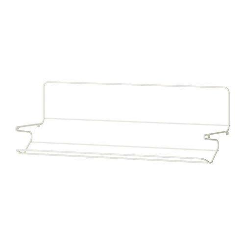 Ikea Algot - Zapatero para sistema de almacenaje (60 cm), color blanco