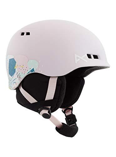 Anon Jungen Burner Snowboard Helm, Pastel Pink, Mittelgroß