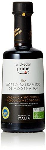 Marchio Amazon - Wickedly Prime Aceto balsamico di Modena IGP Bio