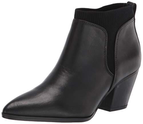 Bella Vita Women's Chelsea Boot, Black Leather, 10