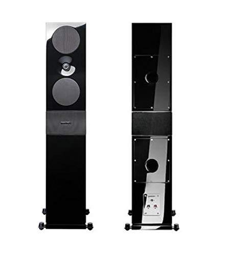 Quadral Platinum+ Nine schwarz -Paar-