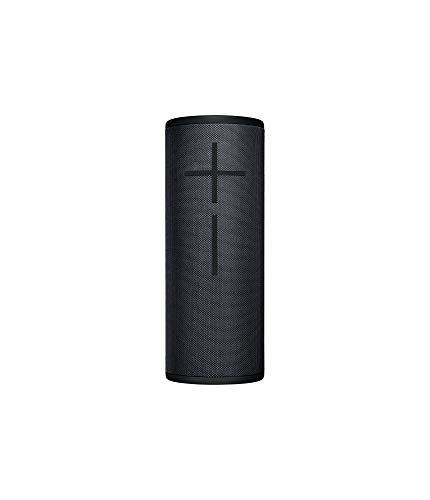 Ultimate Ears Megaboom 3 - Altavoz (Bluetooth, IP67, Sonido 360°), Color Negro y Blanco
