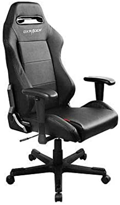 FidgetGear DXRACER Office Chairs DE03/N PC Game Chair Racing Seats Computer Chair Gaming