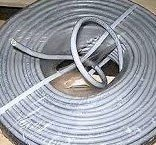 Cable eléctrico fg7fg7or doble manguera pantalla exterior 4G10–4x 10mm² 4pines Strang 25metros...
