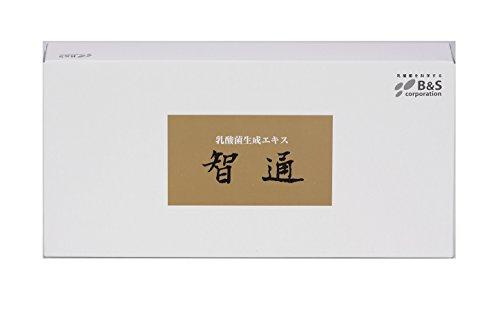 智通 (ちつう) 乳酸菌生成エキス 原液タイプ (10ml×30本 約5か月用)