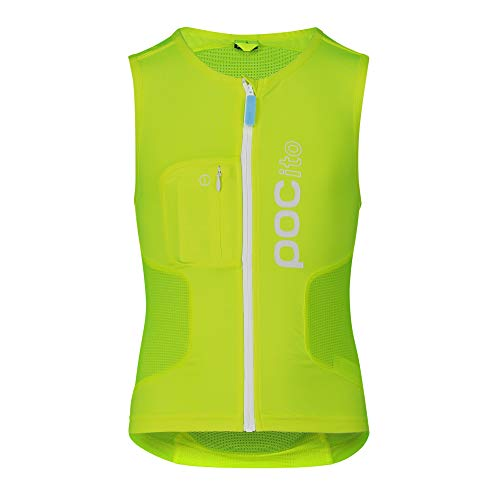 POC Pocito VPD Air Vest, Gilet Unisex, Giallo (Fluorescent Yellow/Green), M