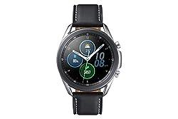 Samsung Galaxy Watch 3 45mm Bluetooth (Mystic Silver),SM-R840NZSAINS,Samsung india pvt ltd,SM-R840NZSAINS,Samsung smart watch,samsung smartwatch,smart watch,smartwatch,smartwatch for men,smartwatches