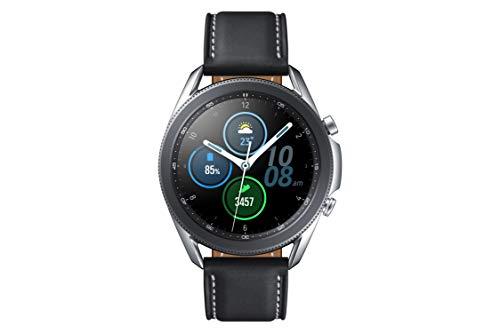 Samsung - Montre Galaxy Watch 3 R840 - 45 mm Version Bluetooth - Mystic Silver [+ Bon d'achat Amazon]