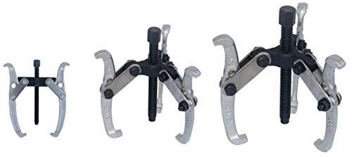SW-Stahl 10405L KFZ-Abzieher Werkzeug / Abziehersatz 3-teilig / Set drei Arm & zwei Arm / Werkstatt / Hobby