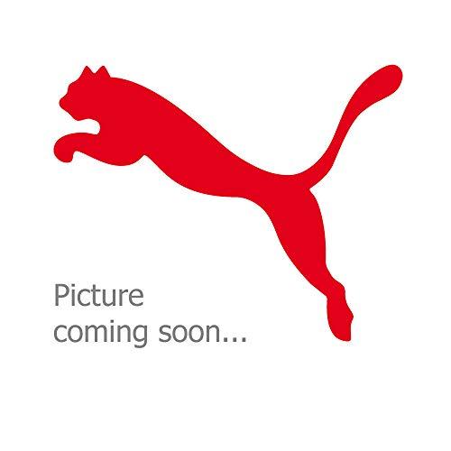 Puma AC Milan Temporada 2020/21-AWAY Shirt Replica SS with Sponsor Logo Camiseta Segunda Equipación, Unisex, White-Tango Red, S