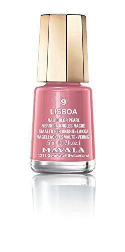 Mavala Mini Color Vernis à Ongles Crème 5 ml - Couleur : 9 : Lisboa