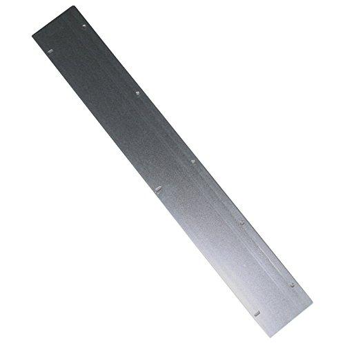 Dampfschutzblech für Geschirrspüler Material Stahl verzinkt 600 mm Dampfschutz Hitzeschutzblech von SO-TECH®
