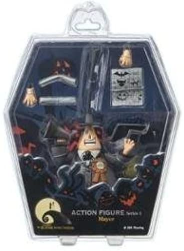 The Nightmare Before Christmas Mayor, Series 1 Action Figure by Nightmare Before Christmas