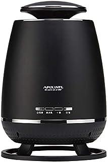 アピックス 360°セラミックヒーター APH-360 (ブラック)