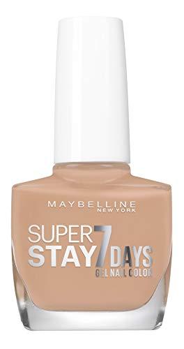 Maybelline New York – Smalto professionale – Tecnologia Gel – Super Stay 7 Days – Tonalità: Driver (897)