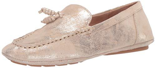 CC Corso Como Women's Birgitta Driving Style Loafer, Platinum, 9 M US
