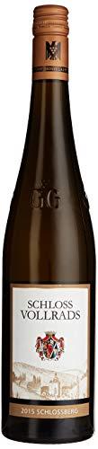 Weingut Schloss Vollrads Schlossberg - VDP. Großes Gewächs Qualitätswein Riesling 2019 Trocken (1 x 0.75 l)