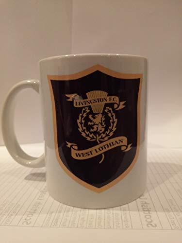 Livingston FC Ceamic Mug/Cup