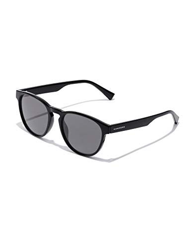 HAWKERS Crush Gafas de Sol, Black, Talla única Unisex Adulto