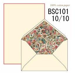 ロッシ1931 レターセット 16 x 21.5cm BSC101