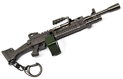 ARUNDEL SERVICES EU Llavero de Pistola de Metal Videojuego Llavero Pis