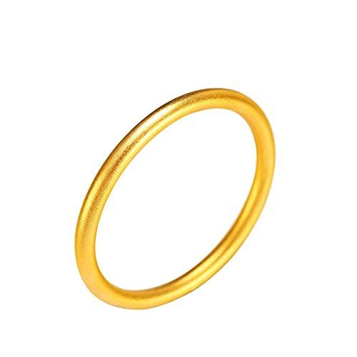 Pulseras Para Mujer,bracelet,Pulsera Sólido Oro De 24 Quilates Dorado Esmerilado Antiguo No Se Desvanece Bracelet Cerrada Señoras Puños Retro Ajustable Muñequera Accesorios Joyería Regalo San Valentín