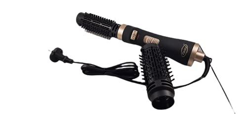 Cepillo Secador y Volumizador de Pelo Ryaca BY-805, Cepillo Rotatorio para Secado, Cepillo Moldeador, Moldeador de Pelo