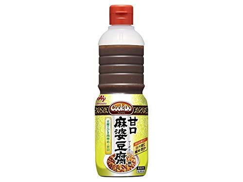 味の素「Cook DoR」甘口麻婆豆腐用 1Lボトル×6