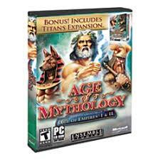 Age of Mythology (Bonus! Includes Titans Expansion)