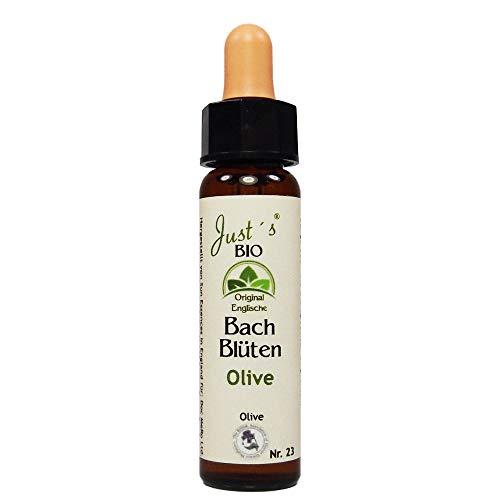 Olive Nr. 23 Just´s original englische BIO Bachblüten