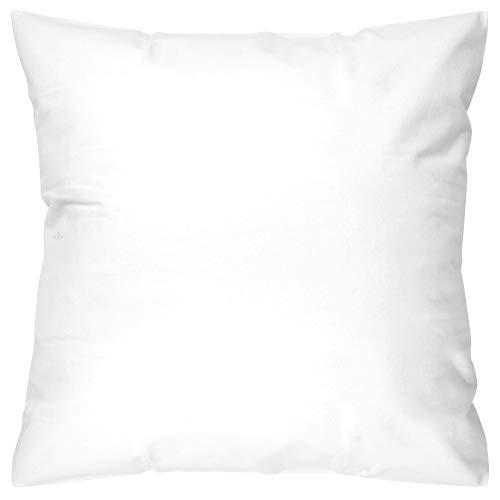 Linnea Housse de Protection d'oreiller imperméable 65x65 cm Arnon Molleton 100% Coton contrecollé polyuréthane