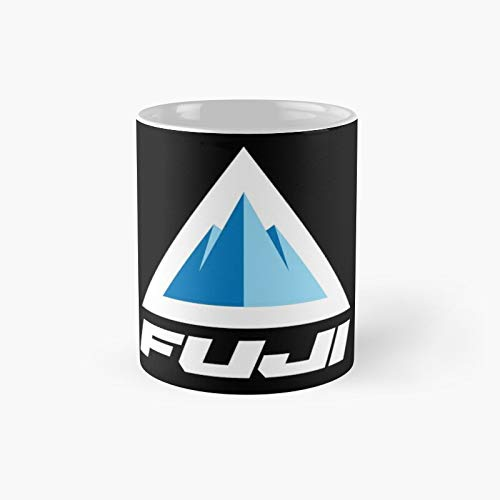 Fuji Bike Classic Mug | Best Gift Funny Coffee Mugs 11 Oz