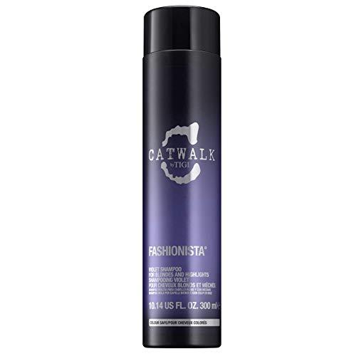 Tigi CATWALK Fashionista Violet Shampoo, 1er Pack (1 x 300 ml)