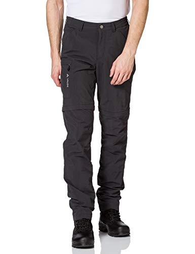VAUDE Herren Hose Men's Farley ZO Pants V, black, 50, 42172