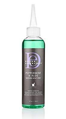Design Essentials Scalp and Skin Care Anti-Itch and Tension Relief, 4 Ounces