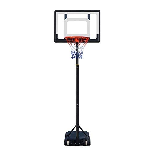 Canestro da Basket Indoor Adulti Bambini Professionali Coperta Mobile Basamento di Pallacanestro di Pallacanestro di Sport Esterni di ripresa Regolabi