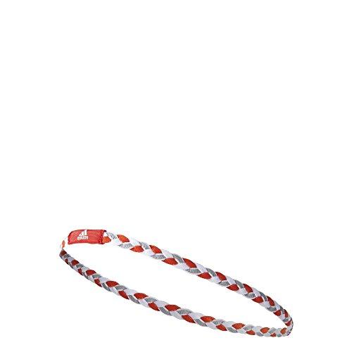 adidas Run haarband, wit (wit/rojbas/wit), OSFM