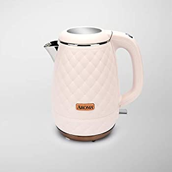 Aroma Professional AWK-3000P Surgical Grade 316 Stainless Steel Electric Water Kettle 1.2L Pink