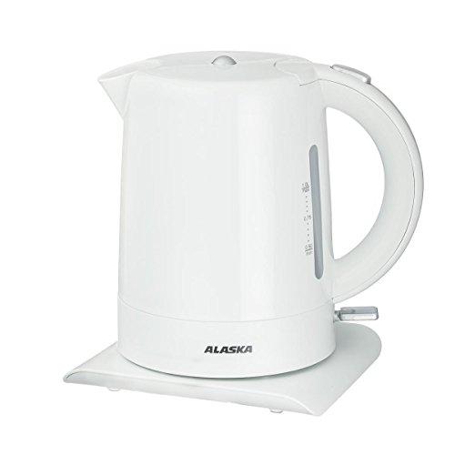 Wasserkocher WK 1104 | 1.500 W | 1 L | Abschaltautomatik | Anti Kalk Filter | Kabelfach
