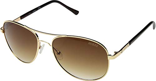GUESS GF0295 Gold/Other/Gradient Brown One Size
