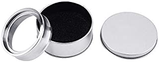 Espresso Dosing Funnel Stainless Steel Coffee Dosing Ring Replacement Funnel for Portafilter ((S))