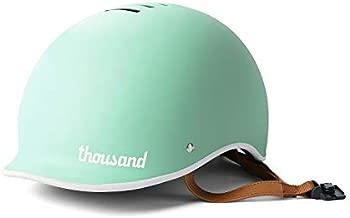 Thousand Adult Bike Helmet, Men's & Women's Bike Helmet, Safety Certified for Bicycle, Skateboard, Road Bike & Mountain Bike, Cycling Helmet for The Commuter, Bike Accessories, Bicycle Accessories