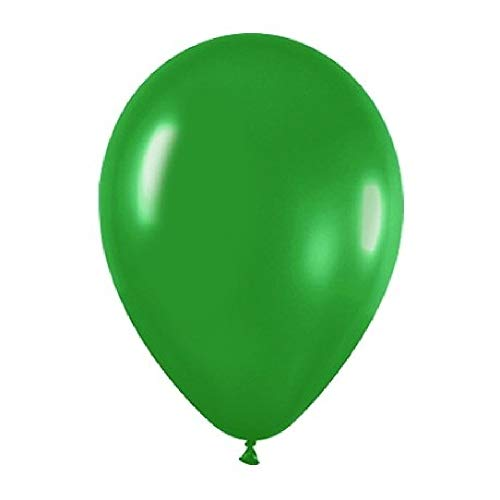 JuguetesFantasia.com 12 Globos Verde