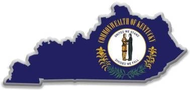 Crown Awards Kentucky State Flag of - Lapel We OFFer at cheap prices Shape Pins Nashville-Davidson Mall