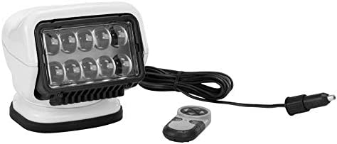 Golight Stryker Wireless Remote Control LED Spotlight Handheld Remote Magnetic Mount White product image