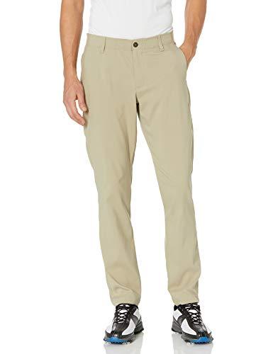 Under Armour Herren Showdown Tapered Golf Pants Hosen, Barley (233)/Barley, 36/34