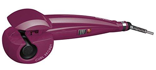 BaByliss C903PE - Rizador automático, dos posiciones de temperatura, hasta 205° C, color rosa