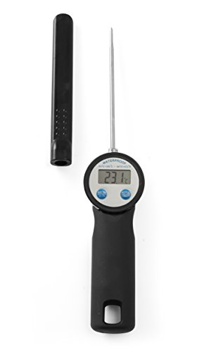 HENDI Waterdichte thermometer - -50/300˚C - 290x48x(H)40 mm