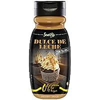Sirope Servivita - 320 ml - Sabor Dulce de leche