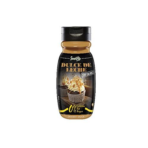 Servivita Salsa 0% (Dulce de Leche) 21 g (8413412209367)